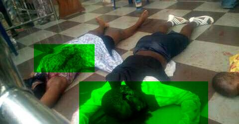 Ozubulu Church Massacre: about 30 feared dead, attacked by gunmen.